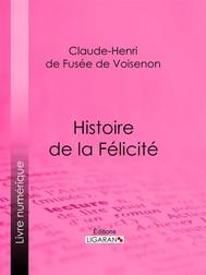 Histoire de la Félicité - copertina