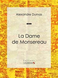 La Dame de Monsereau - copertina