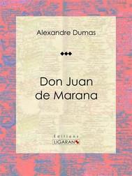Don Juan de Marana - copertina