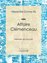Affaire Clémenceau - copertina