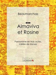 Almaviva et Rosine - copertina