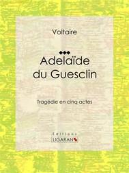 Adelaïde du Guesclin - copertina