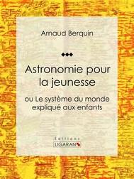 Astronomie pour la jeunesse - copertina