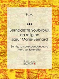 Bernadette Soubirous - copertina