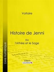 Histoire de Jenni - copertina