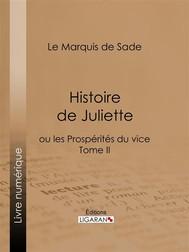 Histoire de Juliette - copertina