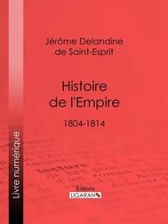 Histoire de l'Empire - copertina