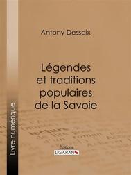 Légendes et traditions populaires de la Savoie - copertina