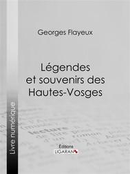 Légendes et souvenirs des Hautes-Vosges - copertina