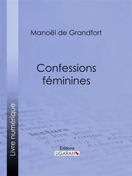 Confessions féminines - copertina