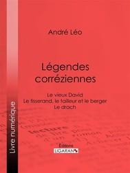 Légendes corréziennes - copertina