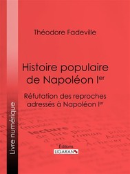 Histoire populaire de Napoléon Ier - copertina