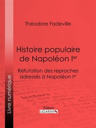 Histoire populaire de Napoléon Ier - Librerie.coop