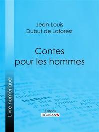 Contes pour les hommes - Librerie.coop