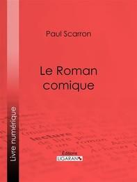 Le Roman comique - Librerie.coop
