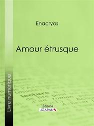 Amour étrusque - copertina