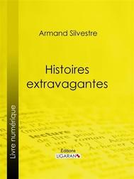Histoires extravagantes - copertina