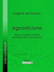 Agnosticisme - copertina