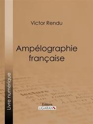 Ampélographie française - copertina