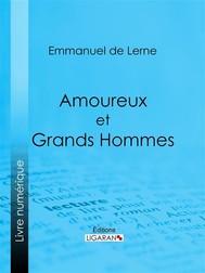 Amoureux et Grands Hommes - copertina