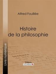 Histoire de la philosophie - copertina