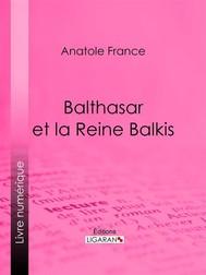 Balthasar et la Reine Balkis - copertina