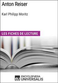 Anton Reiser de Karl Philipp Moritz - copertina
