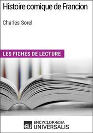 Histoire comique de Francion de Charles Sorel - copertina