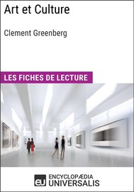 Art et Culture de Clement Greenberg - copertina