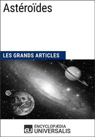 Astéroïdes - copertina
