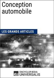 Conception automobile - copertina