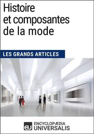 Histoire et composantes de la mode (Les Grands Articles) - copertina