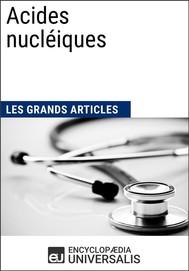 Acides nucléiques - copertina