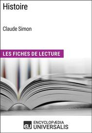 Histoire de Claude Simon - copertina