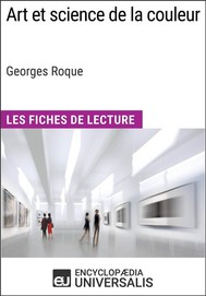 Art et science de la couleur de Georges Roque - copertina