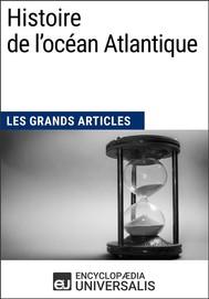 Histoire de l'océan Atlantique - copertina