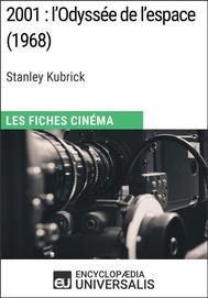 2001 : l'Odyssée de l'espace de Stanley Kubrick - copertina