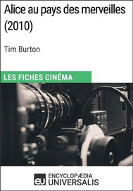 Alice au pays des merveilles de Tim Burton - copertina