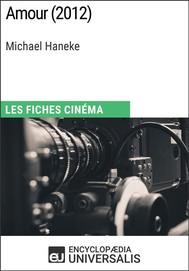 Amour de Michael Haneke - copertina