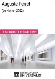 Auguste Perret (Le Havre - 2002) - copertina