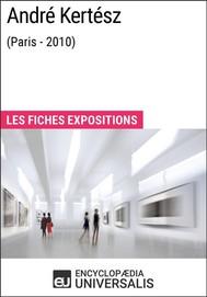 André Kertész (Paris - 2010) - copertina