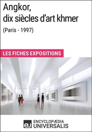 Angkor, dix siècles d'art khmer (Paris - 1997) - copertina