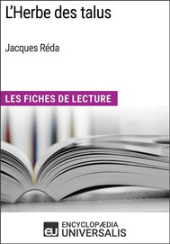 L'Herbe des talus de Jacques Réda - copertina