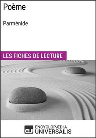 Poème de Parménide - copertina