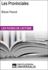 Les Provinciales de Blaise Pascal - Librerie.coop