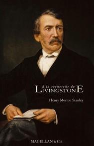 A la recherche de Livingstone - copertina