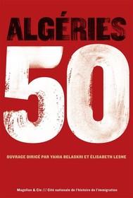 Algéries 50 - copertina
