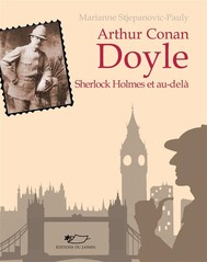 Arthur Conan Doyle - copertina