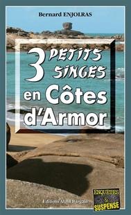 3 petits singes en Côte d'Armor - copertina