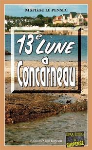 13e Lune à Concarneau - copertina